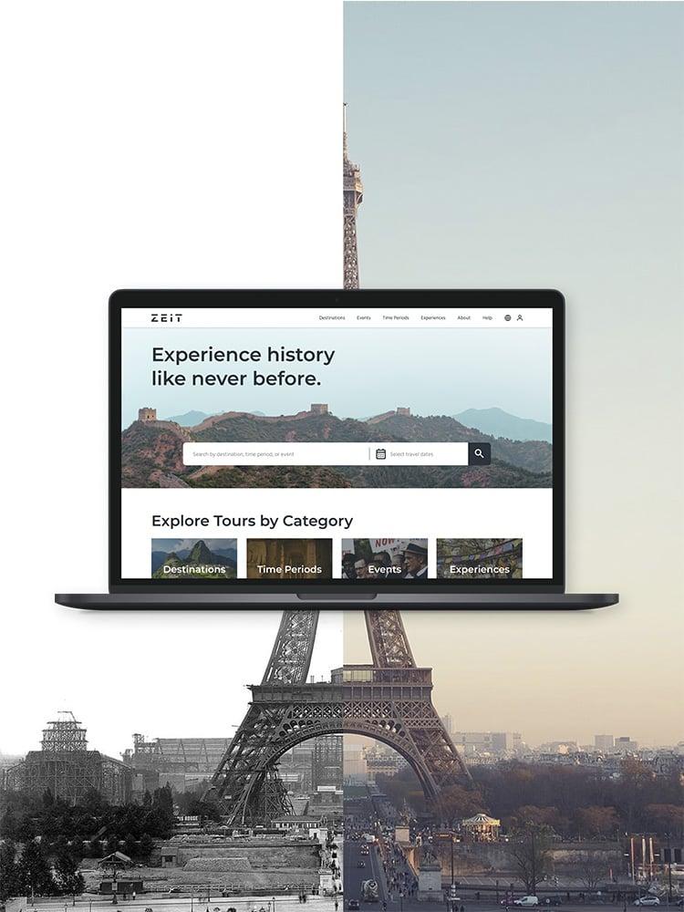 Zeit Time Travel Tours