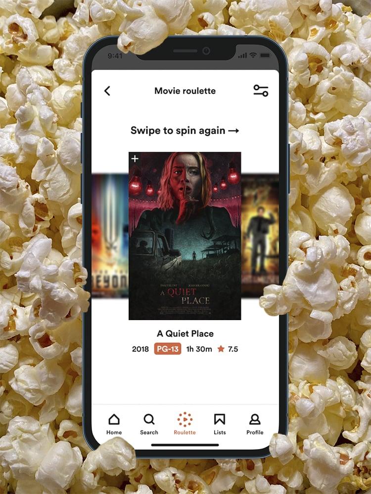 Popcorn Movie Database